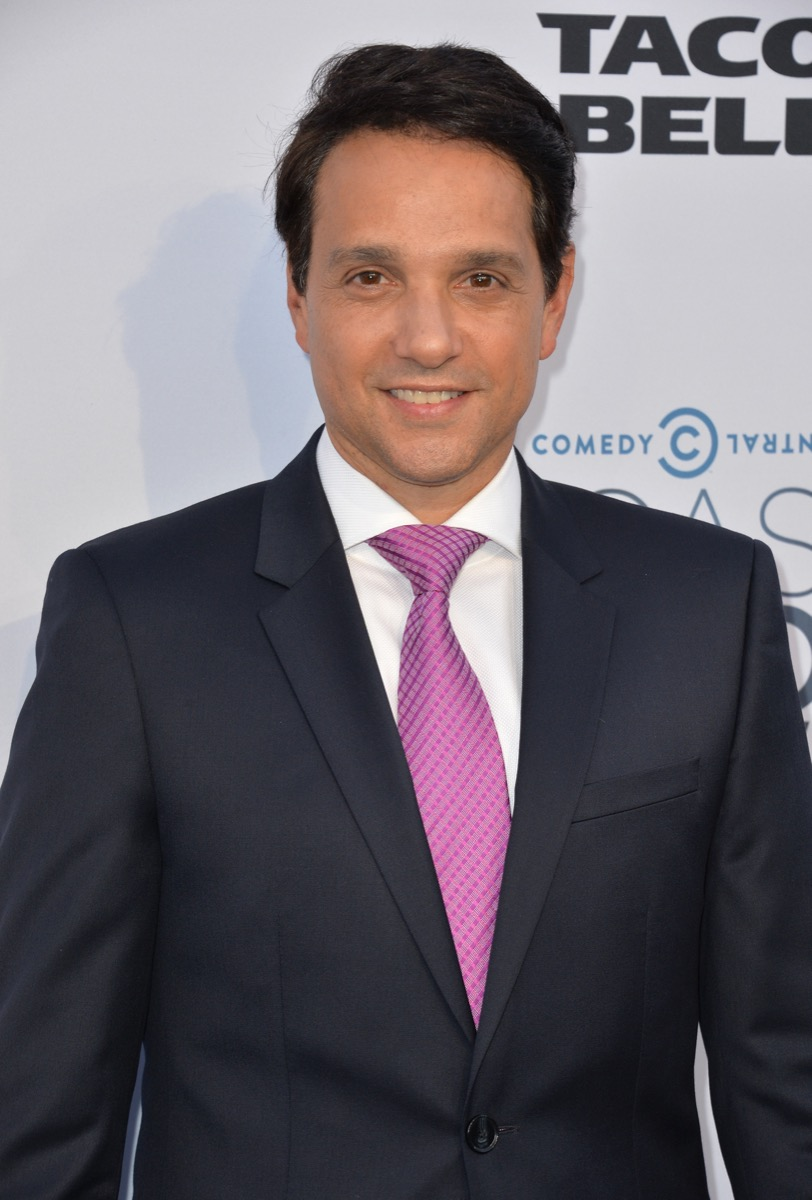 Ralph Macchio at the Comedy Central Roast of Rob Lowe in 2016