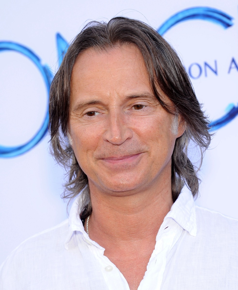 Robert Carlyle at the premiere of 'Once Upon A Time' in 2014