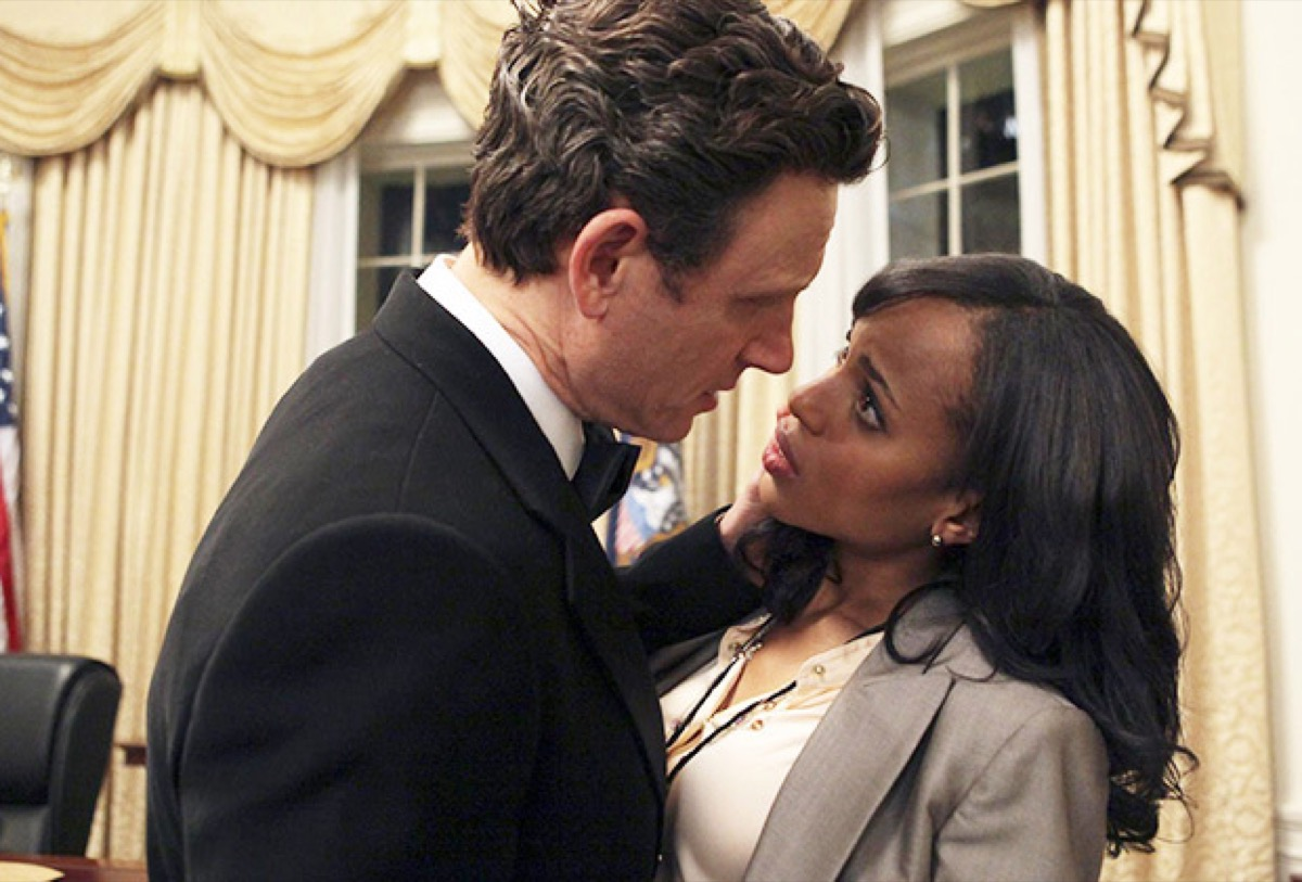 fitz and olivia on scandal