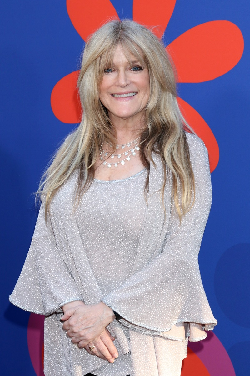 Susan Olsen at the premiere event of 'A Very Brady Renovation' in 2019