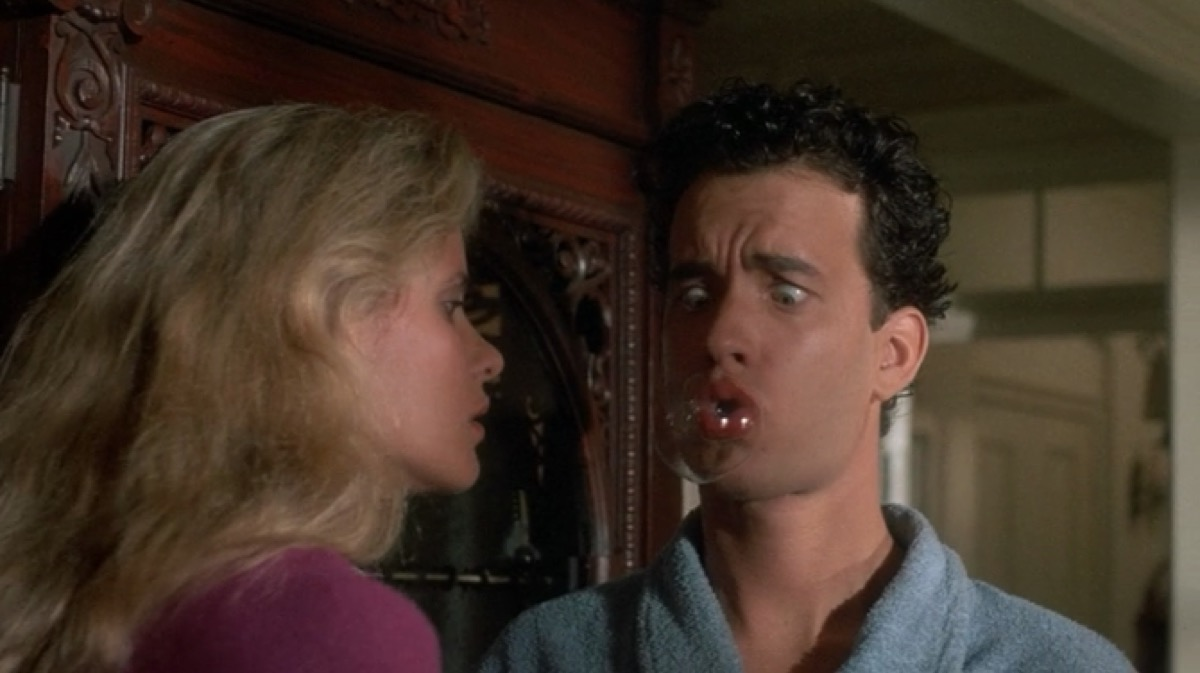 tom hanks in the man with one red shoe