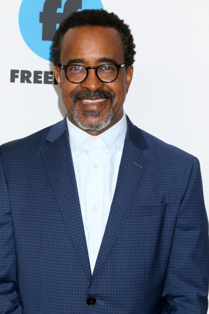 Tim Meadows at the Disney ABC Television Winter Press Tour in 2019