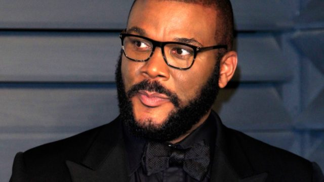 LOS ANGELES - MAR 4: Tyler Perry at the 24th Vanity Fair Oscar After-Party at the Wallis Annenberg Center for the Performing Arts on March 4, 2018 in Beverly Hills, CA