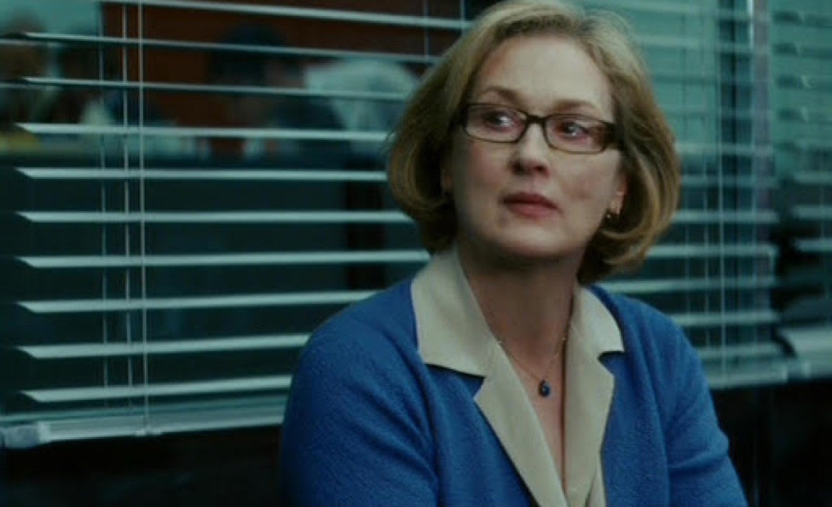 meryl streep in lions for lambs