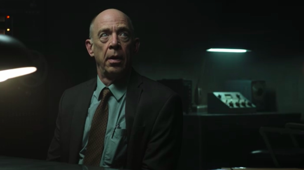 J.K. Simmons in Counterpart