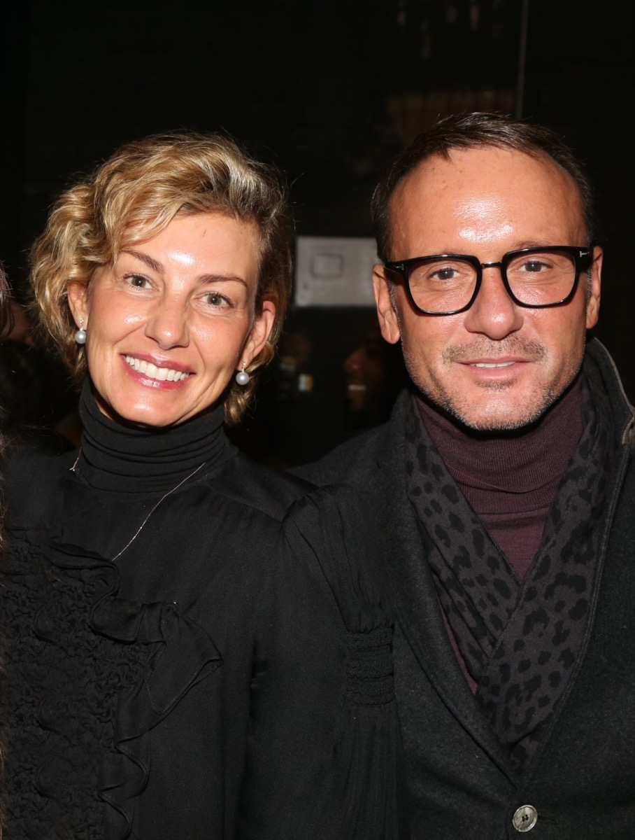 Faith Hill and Tim McGraw in 2020