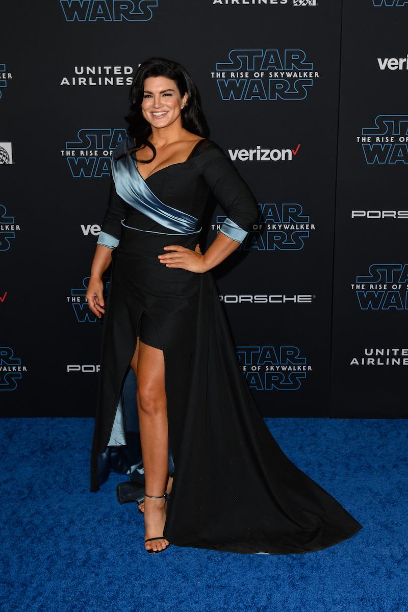 Gina Carano 2019