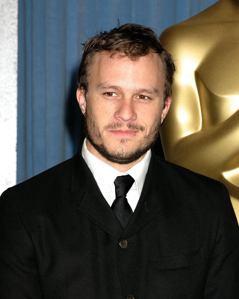 Heath Ledger in 2006