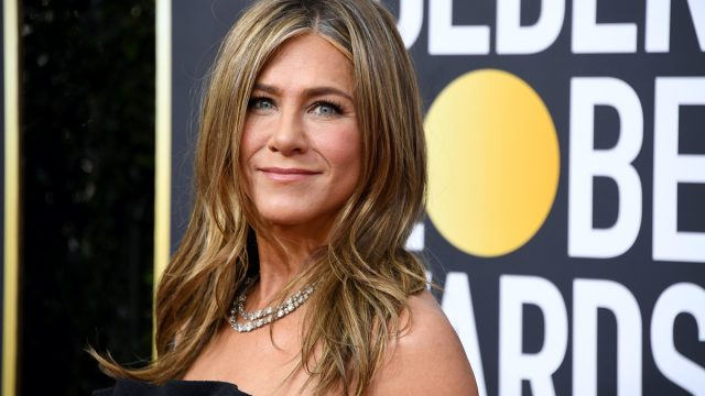 Jennifer Aniston at 2020 Golden Globes