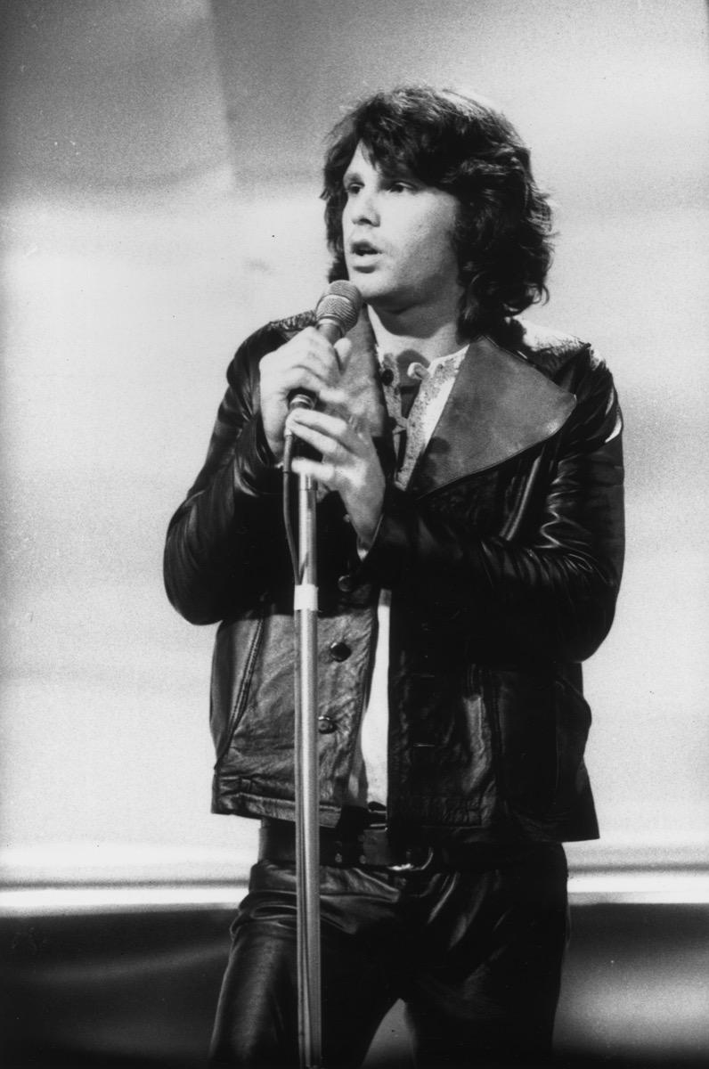Jim Morrison in 1970