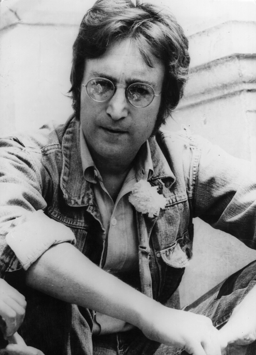 John Lennon in 1971