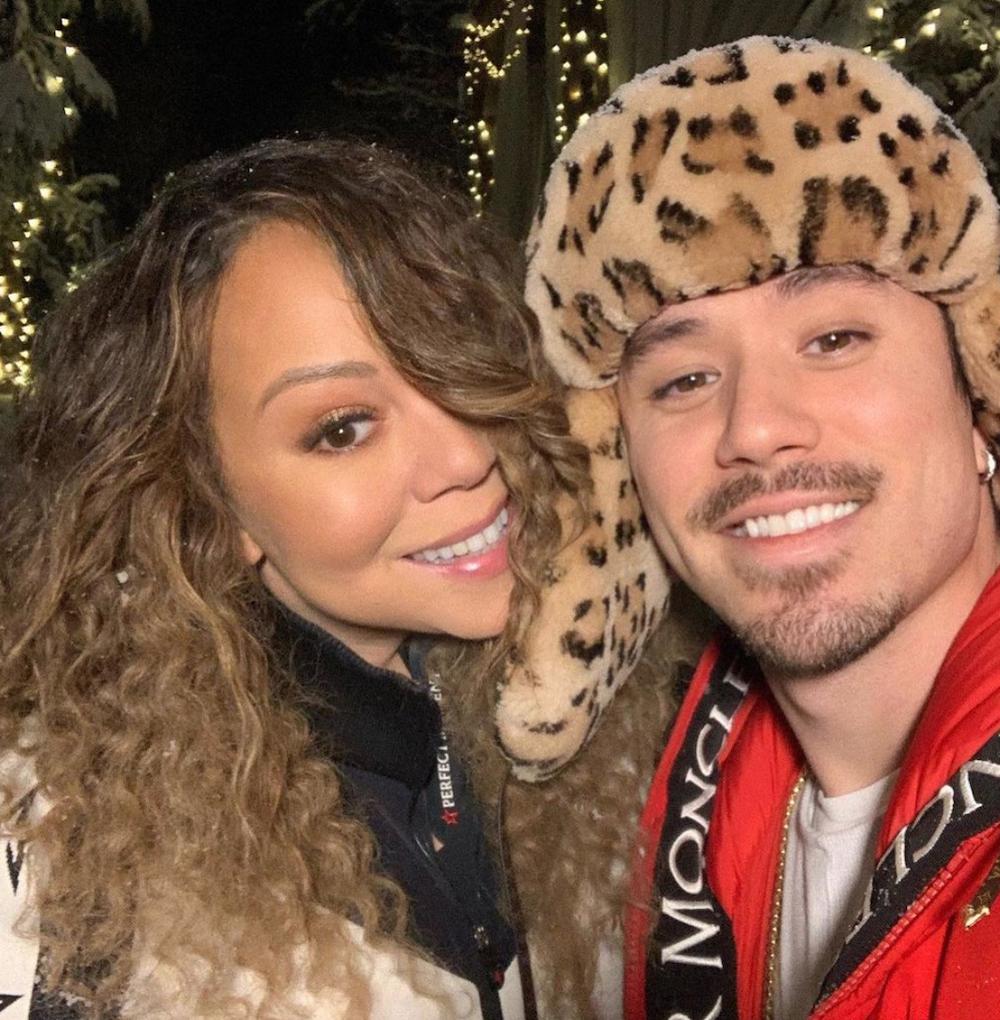 Mariah Carey Bryan Tanaka