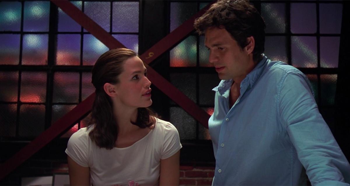 Jennifer Garner and Mark Ruffalo in 13 Going on 30