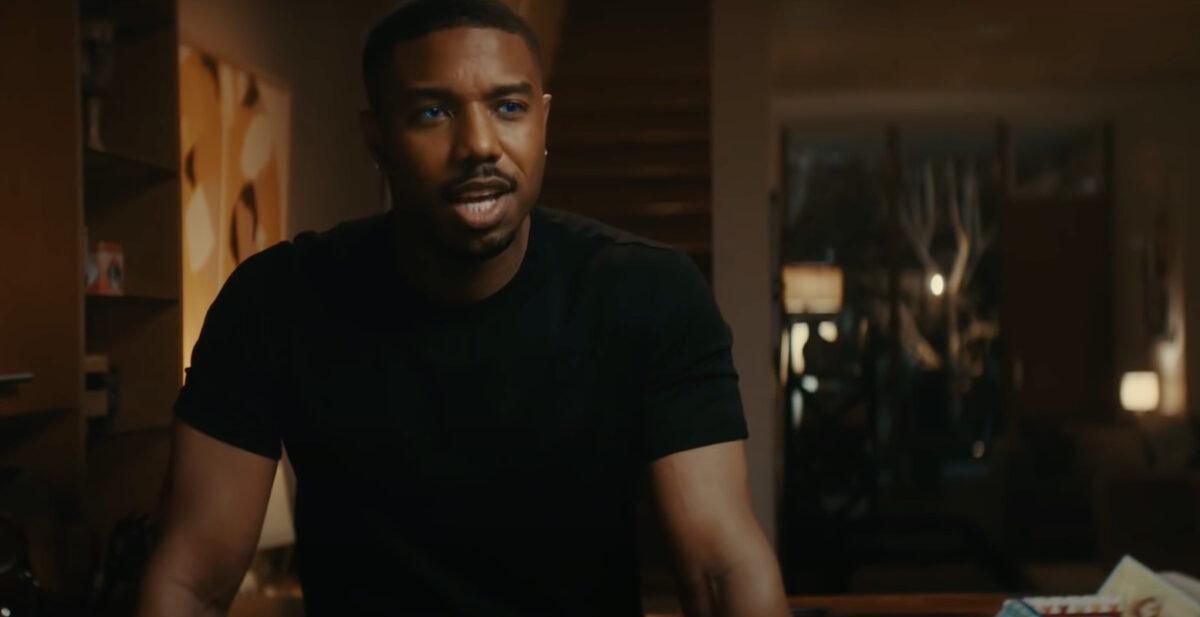 Michael B. Jordan Alexa ad