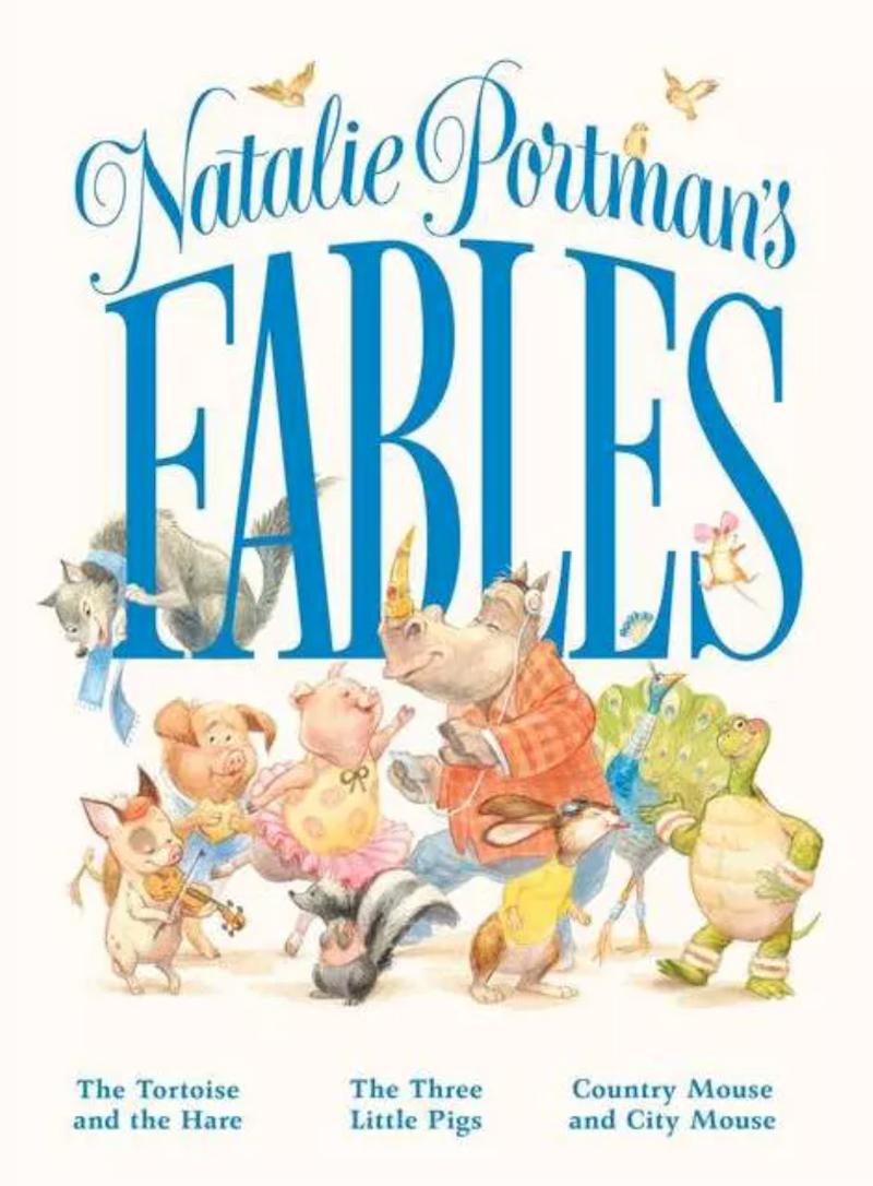 Natalie Portman book