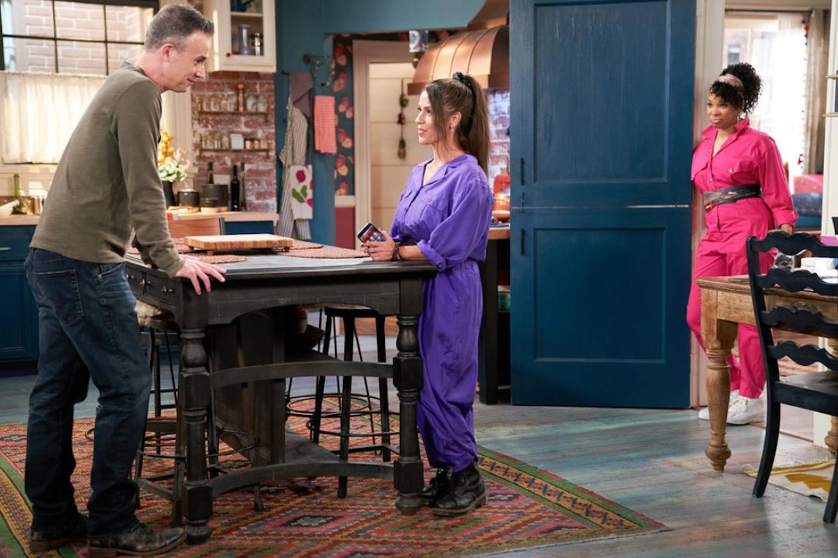 Freddie Prinze Jr., Soleil Moon Frye, and Cherie Johnson on 'Punky Brewster'