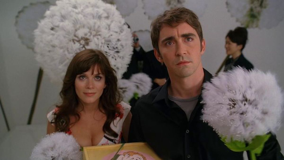 """Ned and Chuck in """"Pushing Daisies"""""""