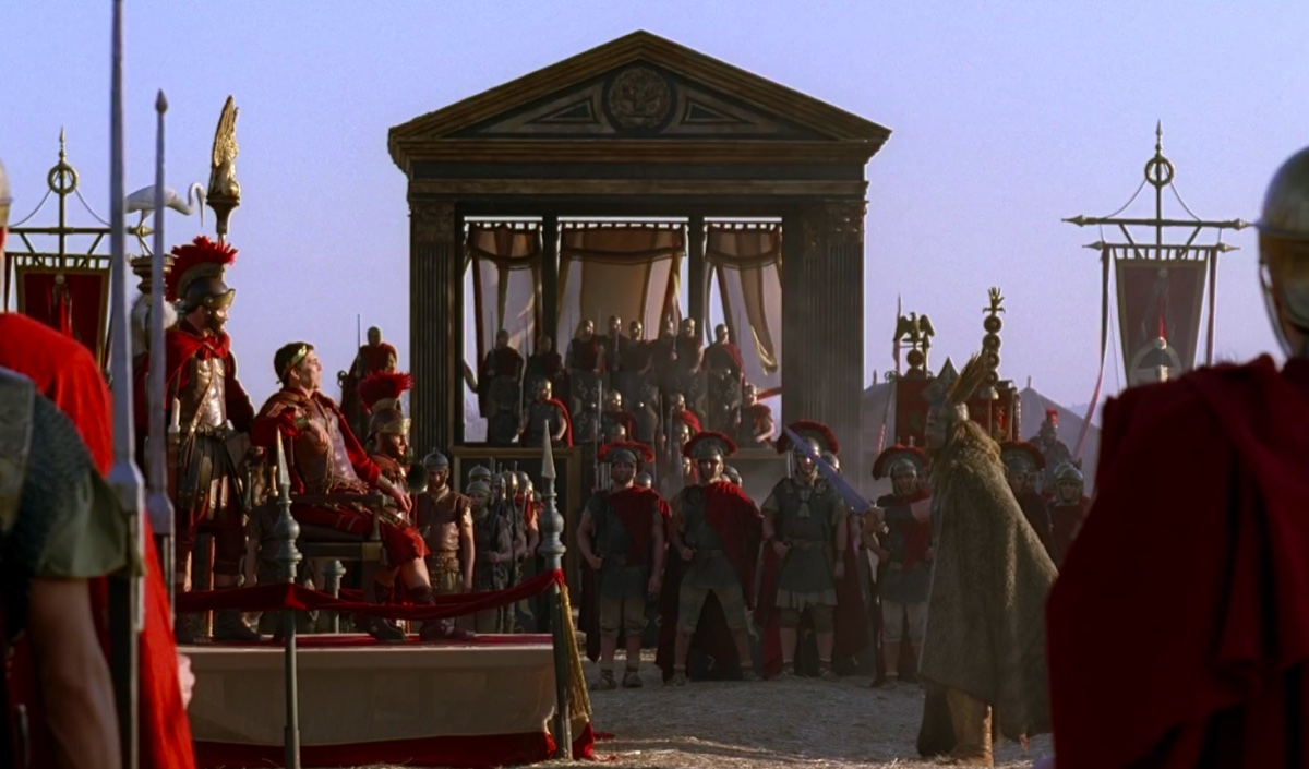 Rome on HBO