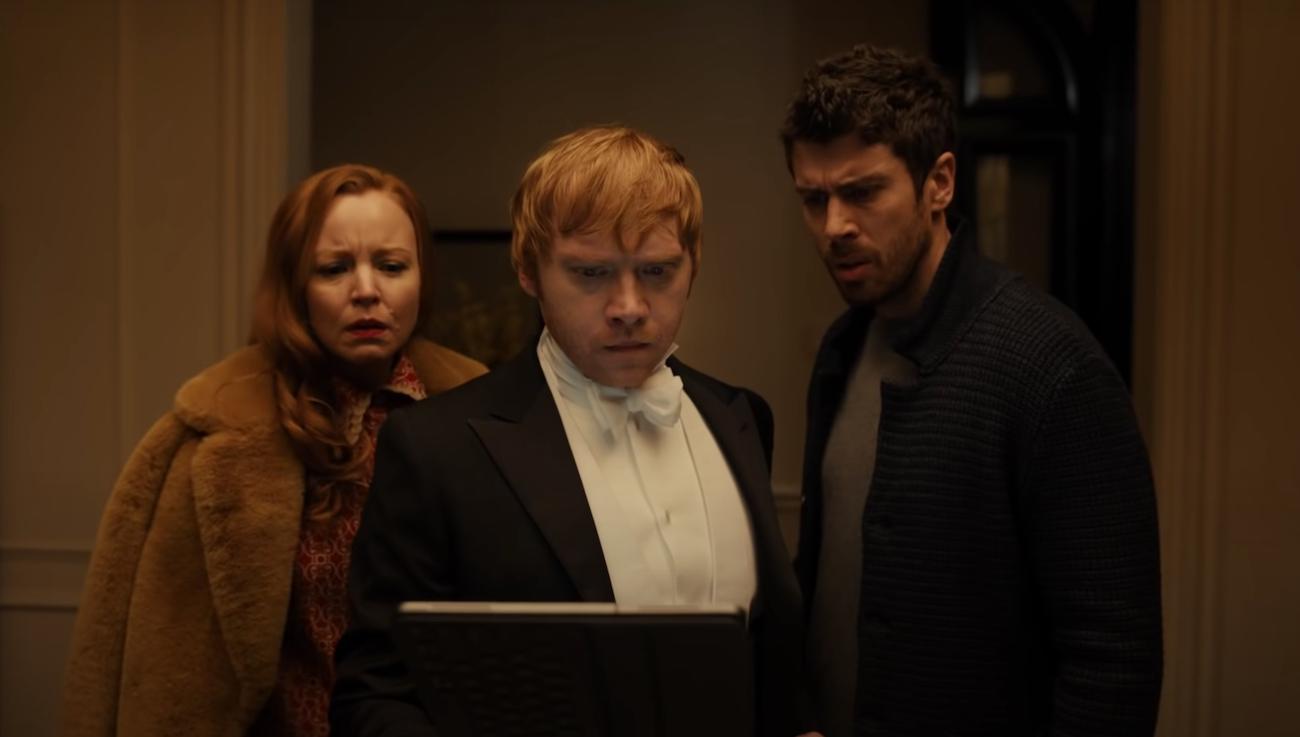 Rupert Grint Servant trailer