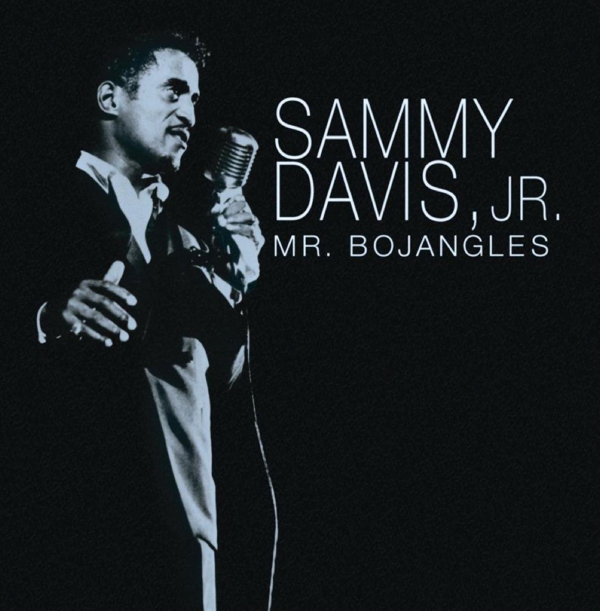 "Sammy Davis Jr ""Mr. Bojangles"" album cover"
