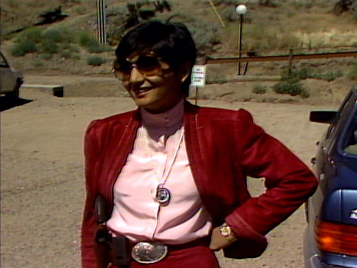Ma Anand Sheela in Wild Wild Country