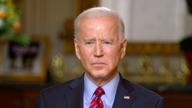Biden talking about herd immunity with COVID