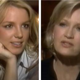 Britney Spears and Diane Sawyer interview