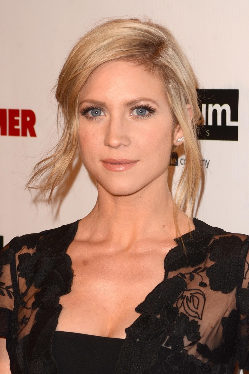 """Brittany Snow at the premiere of """"Late Bloomer"""" in 2016"""