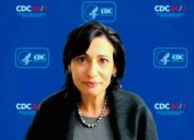 cdc director talking about her great concern covid
