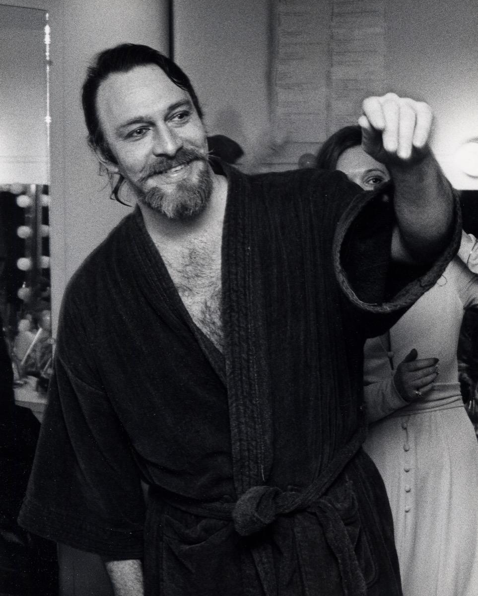 Christopher Plummer in Cyrano