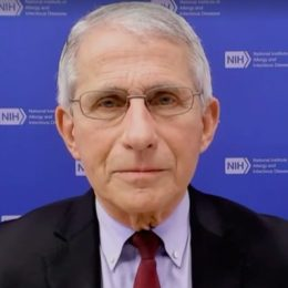 Dr. Fauci Says You Don't Need a Vaccine for This