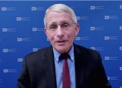 Dr. Fauci discusses the South African variant on CNN