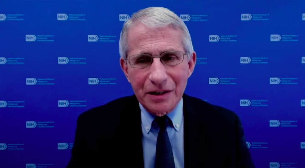 fauci on stalling covid cases