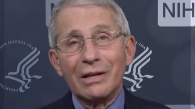Fauci vaccine underlying conditions