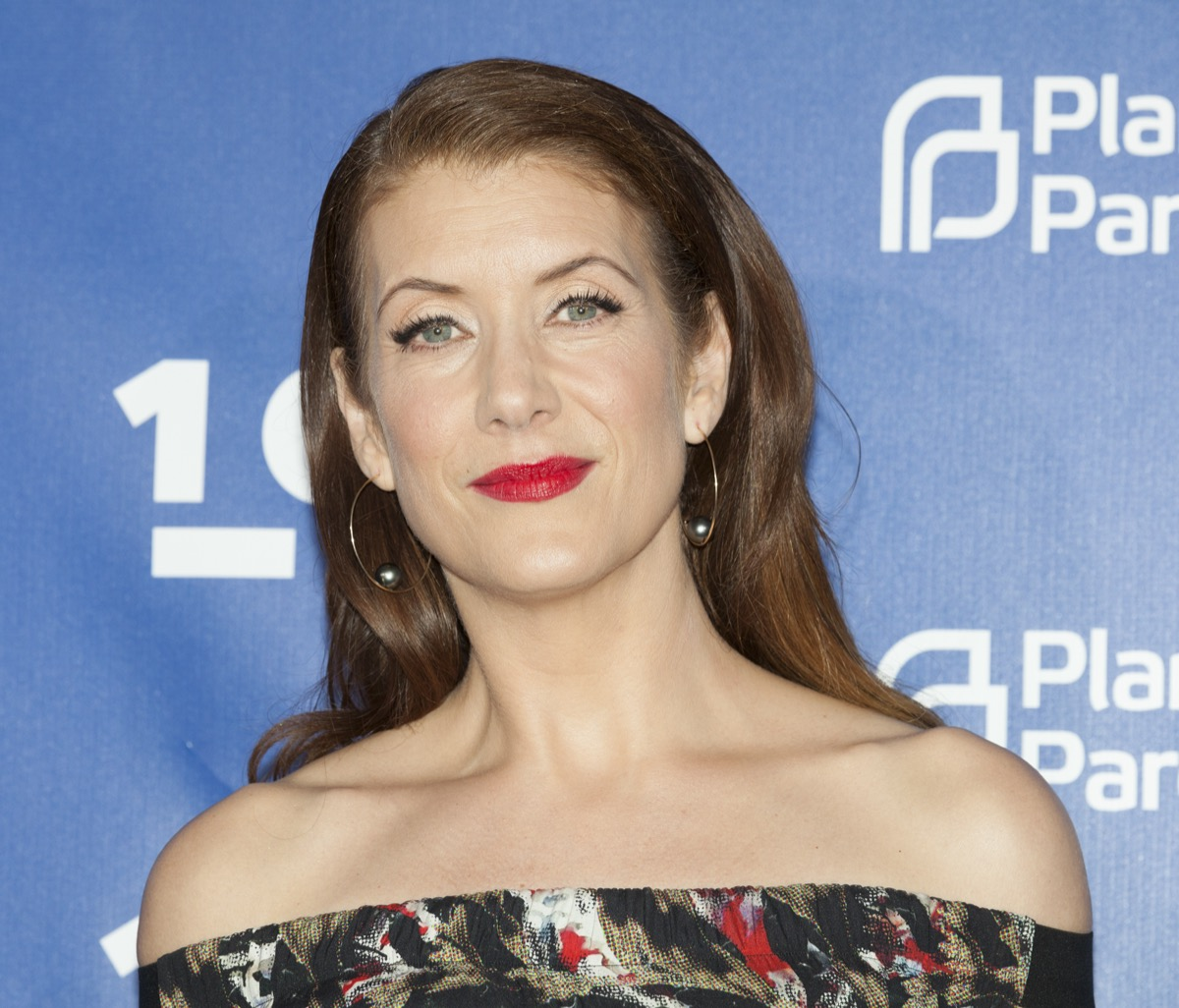 Kate Walsh at the Planned Parenthood 100th Anniversary Gala in 2017