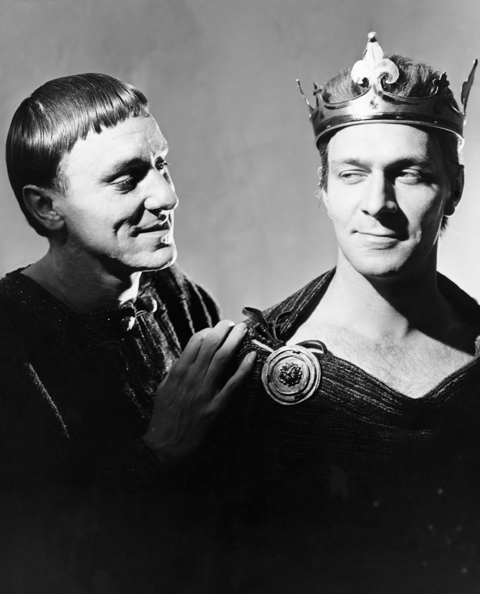 Becket with Christopher Plummer