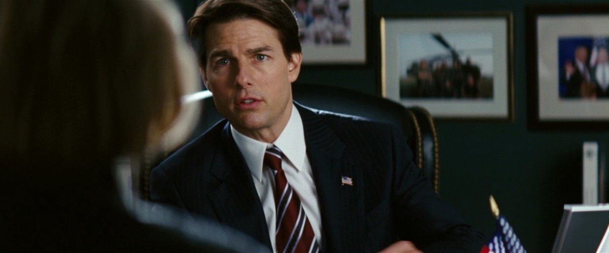 tom cruise in lions for lambs