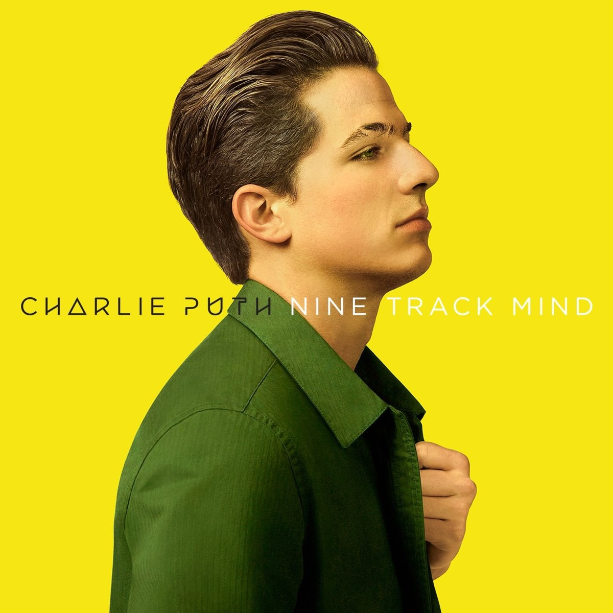 """The album cover of """"Nine Track Mind"""" by Charlie Puth"""