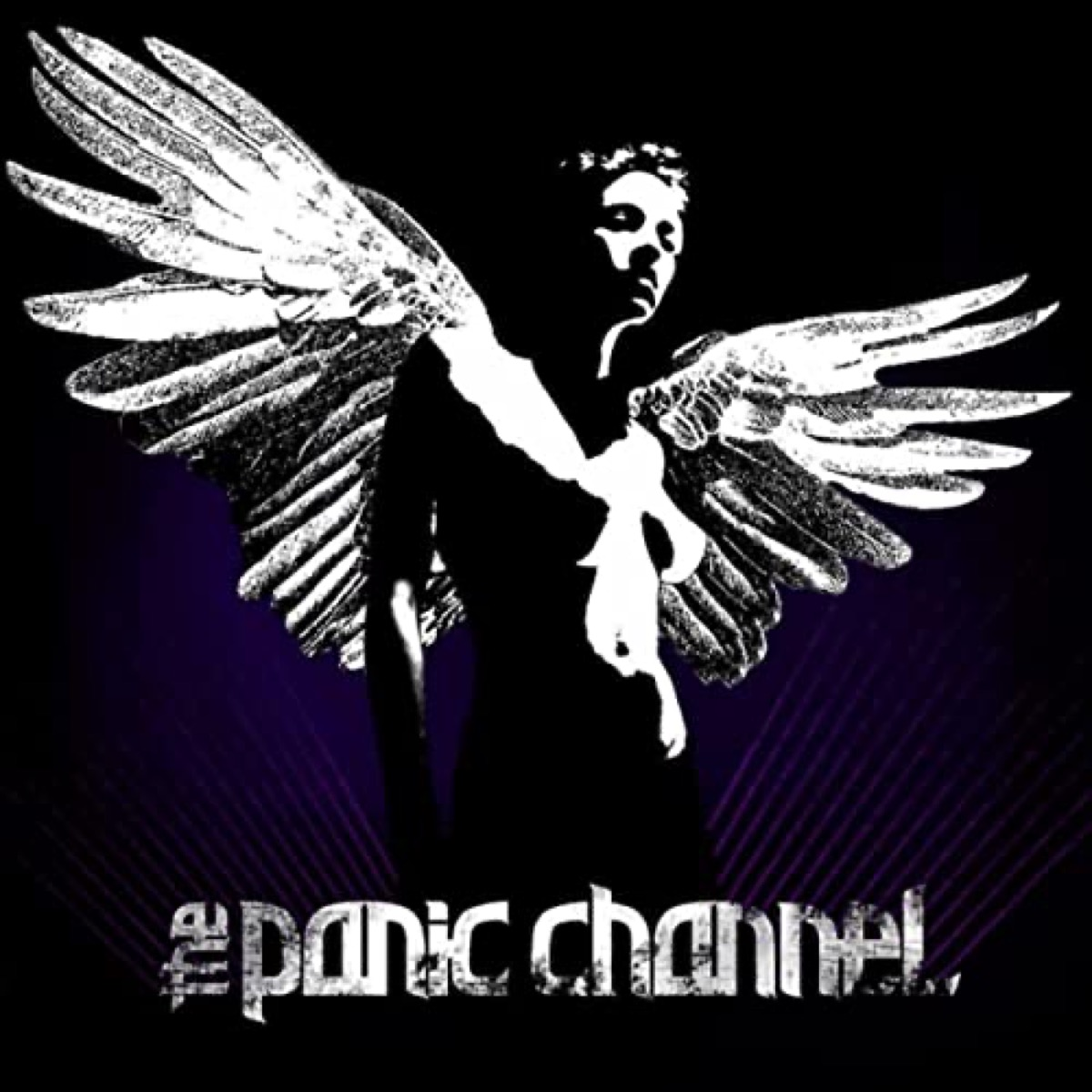 """The album cover of """"One"""" by """"The Panic Channel"""