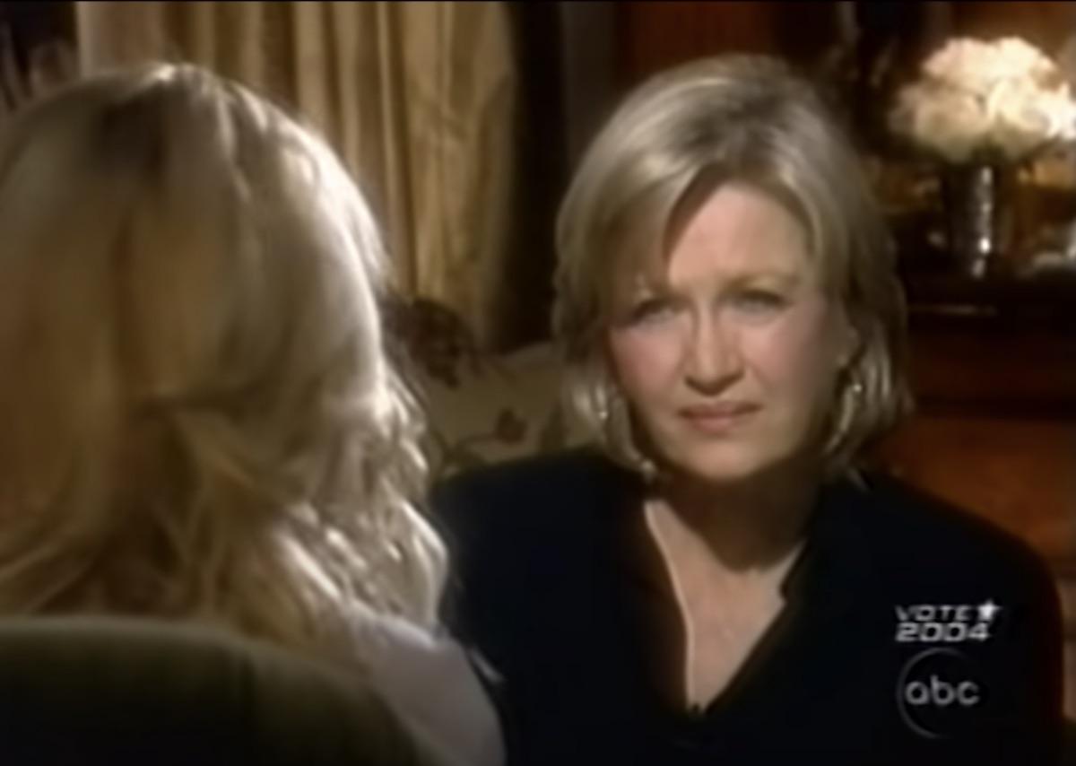 Diane Sawyer questions Britney Spears