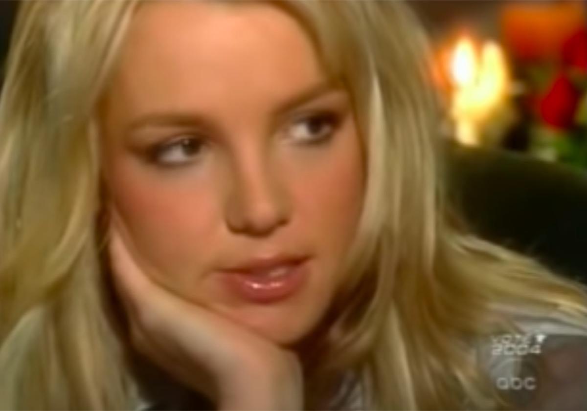 Diane Sawyer Brittany Spears interview