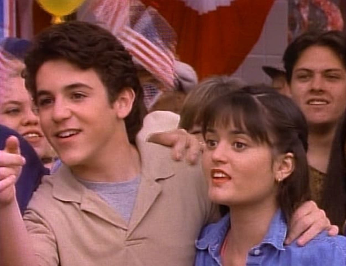 still from the wonder years