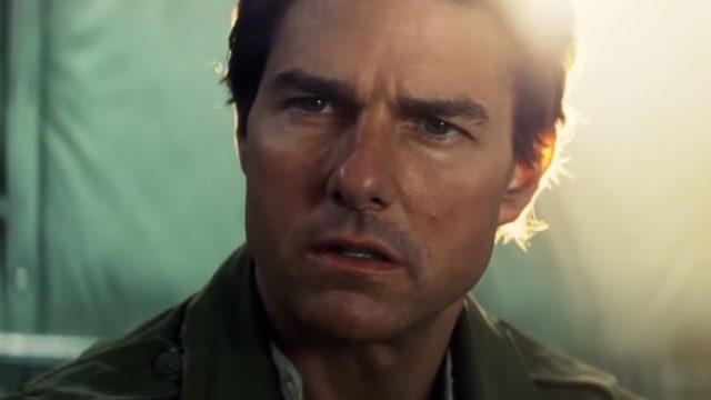 """Tom Cruise in """"The Mummy"""""""