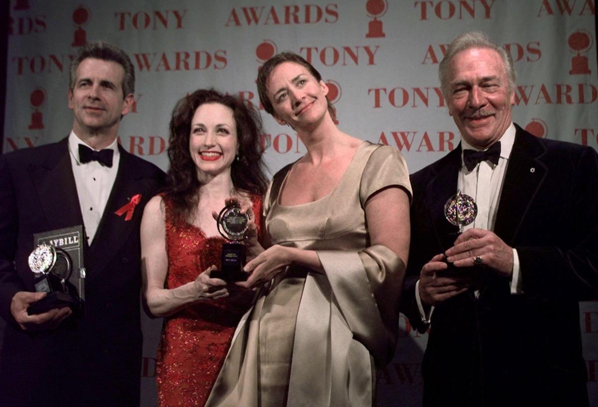 Tony winners in 1997