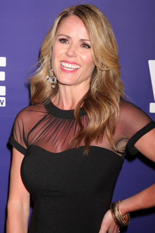 """Trista Sutter at the We TV Presents """"The Evolution of Relationship Reality Shows"""" event in 2015"""