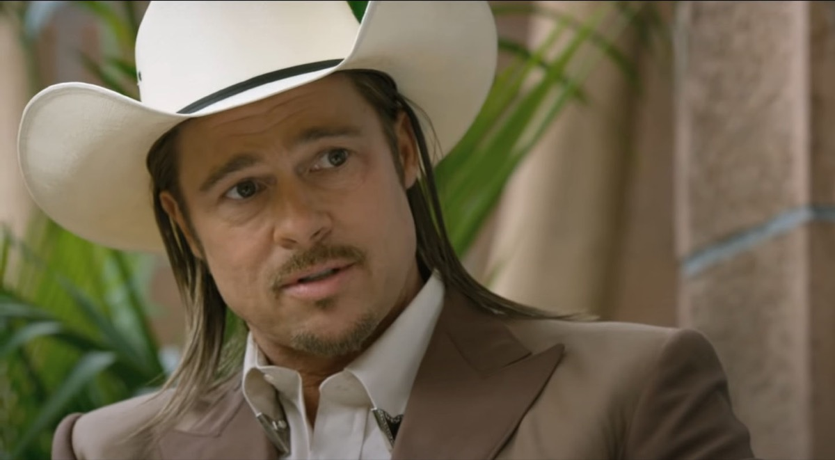 brad pitt in the counselor