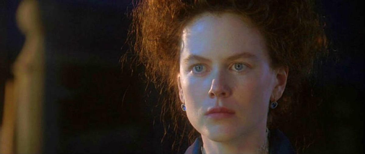 nicole kidman in the portrait of a lady