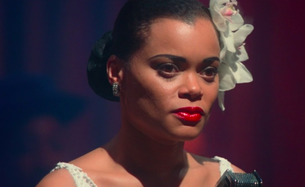 Andra Day in The United States v. Billie Holiday