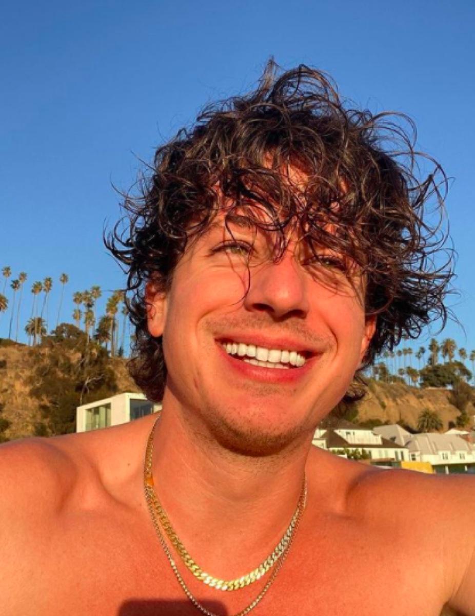 Charlie Puth beach Instagram