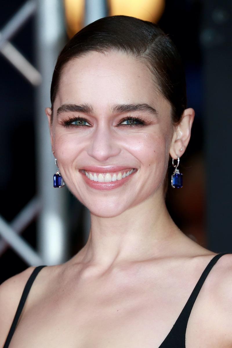 Emilia Clarke in 2020